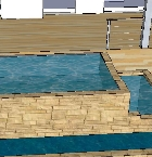 Piscine naturelle autoconstruction et tapes de - Autoconstruction piscine naturelle ...